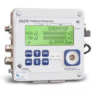 Электронные корректоры газа