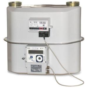 Измерительные комплексы объема газа
